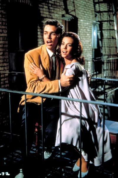 West Side Story : Bild Natalie Wood, Richard Beymer, Robert Wise