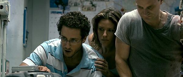 Splinter : Bild Jill Wagner, Paulo Costanzo, Shea Whigham, Toby Wilkins