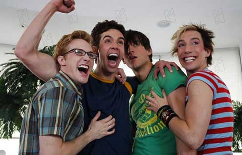 Another Gay Movie : Bild Jonah Blechman, Jonathan Chase, Mitch Morris, Todd Stephens