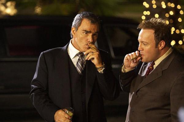 Verbraten und Verkauft : Bild Burt Reynolds, Jason Ensler, Kevin James