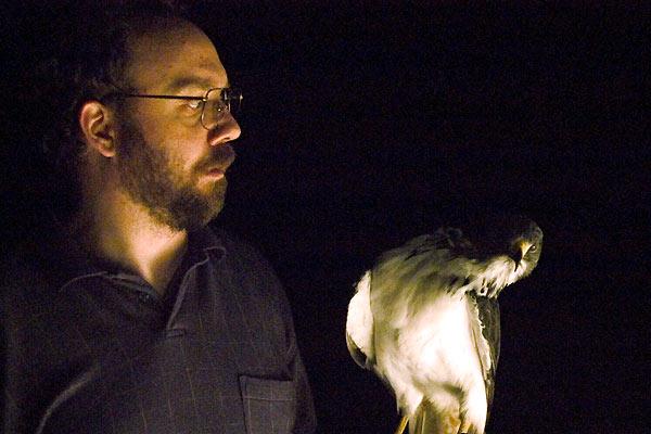 The Hawk Is Dying : Bild Julian Goldberger, Paul Giamatti