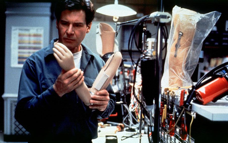 Auf der Flucht : Bild Harrison Ford