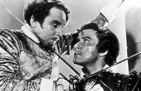 Der Herr der sieben Meere : Bild Errol Flynn, Michael Curtiz