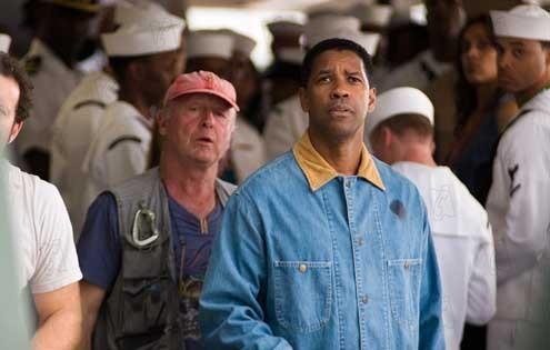 Déjà Vu - Wettlauf gegen die Zeit : Bild Denzel Washington, Tony Scott