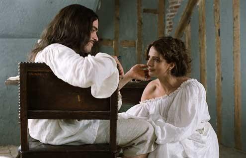 Molière : Bild Laura Morante, Romain Duris