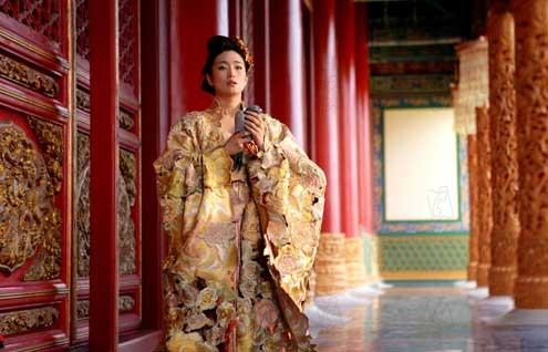 Der Fluch der goldenen Blume : Bild Gong Li