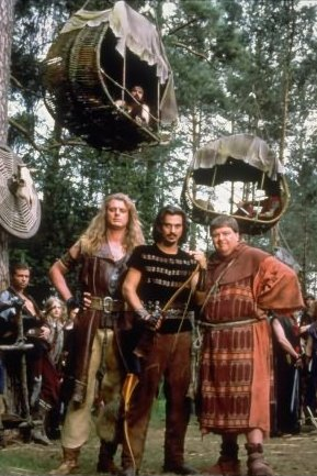 The New Adventures of Robin Hood : Bild Martyn Ellis, Matthew Porretta, Richard Ashton