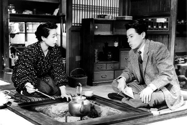 Iwashigumo : Bild Chikage Awashima, Isao Kimura, Mikio Naruse