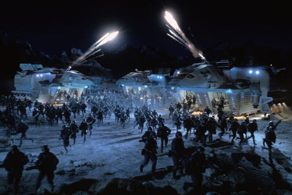 Starship Troopers : Bild