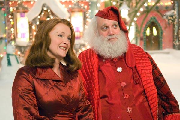 Die Gebrüder Weihnachtsmann : Bild Miranda Richardson, Paul Giamatti