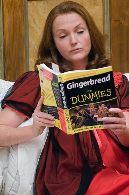 Die Gebrüder Weihnachtsmann : Bild Miranda Richardson