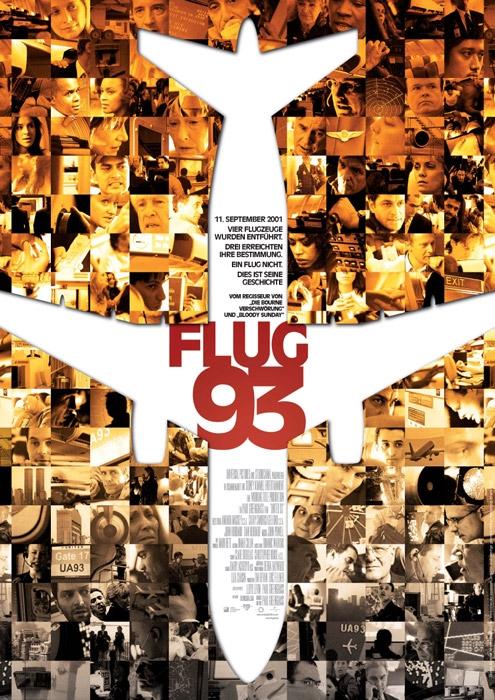 Flug 93 : Kinoposter