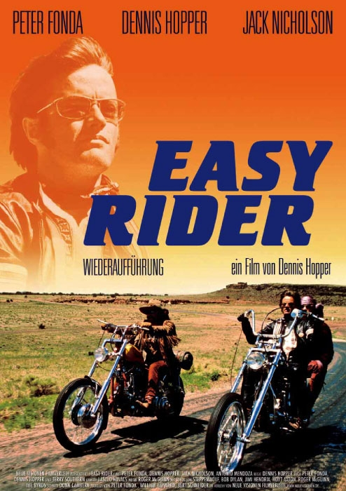 Easy Rider : Kinoposter