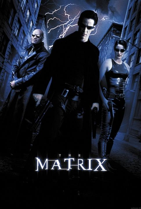 Matrix : Kinoposter