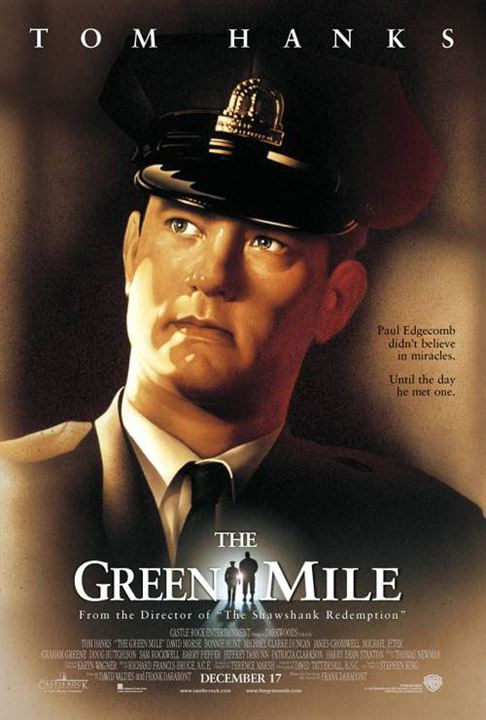 The Green Mile : Kinoposter