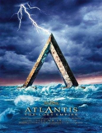 Atlantis - Das Geheimnis der verlorenen Stadt : poster