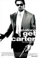 Get Carter - Die Wahrheit tut weh : Kinoposter