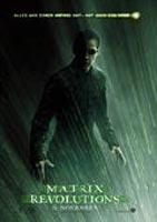 Matrix Revolutions : Kinoposter