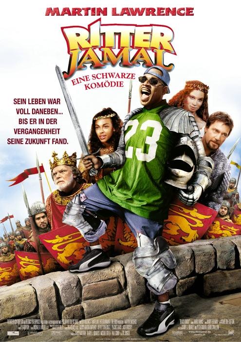 Ritter Jamal - Eine schwarze Komödie : poster