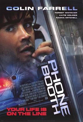Nicht auflegen! : Kinoposter