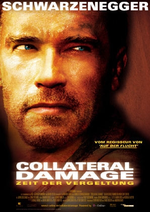 Collateral Damage : Kinoposter