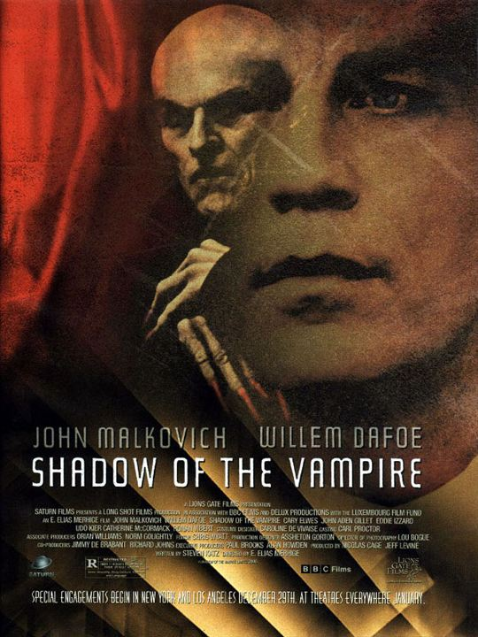 Shadow of the Vampire : Kinoposter