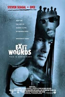 Exit Wounds : Kinoposter