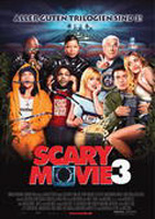 Scary Movie 3 : poster