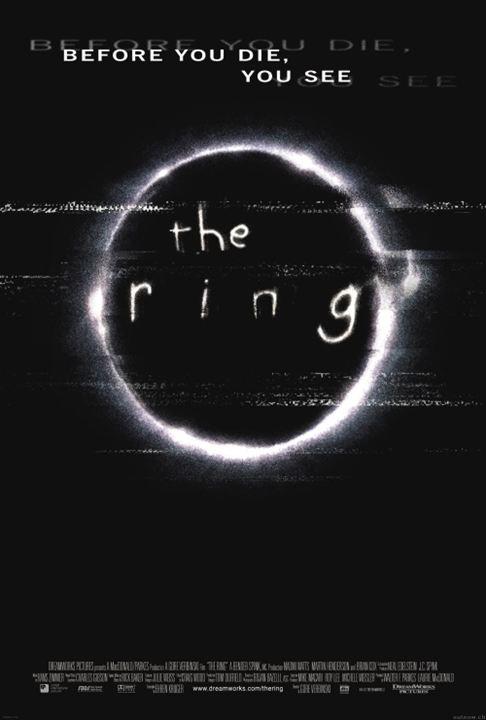 Ring : Kinoposter