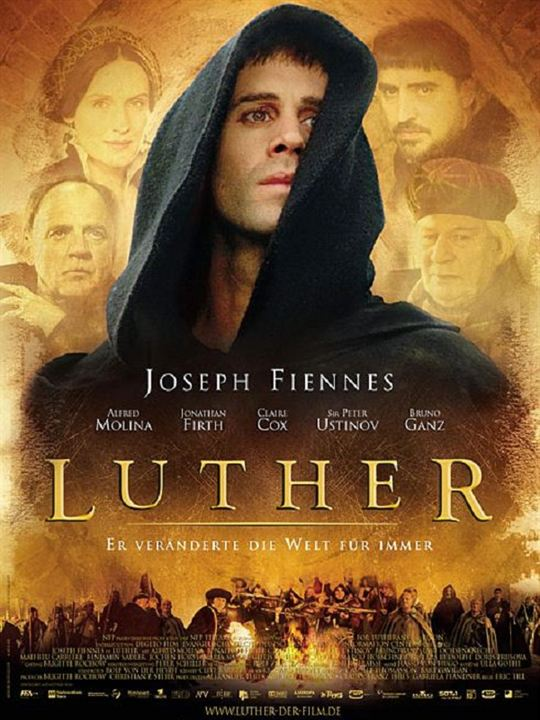 Luther : Kinoposter