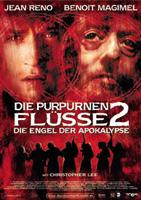Die purpurnen Flüsse 2 - Die Engel der Apokalypse : poster