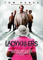 The Ladykillers : Kinoposter