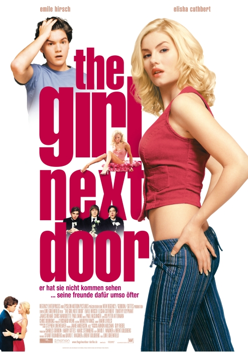 The Girl Next Door : Kinoposter