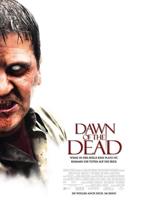 Dawn of the Dead : poster