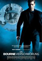 Die Bourne Verschwörung : Kinoposter