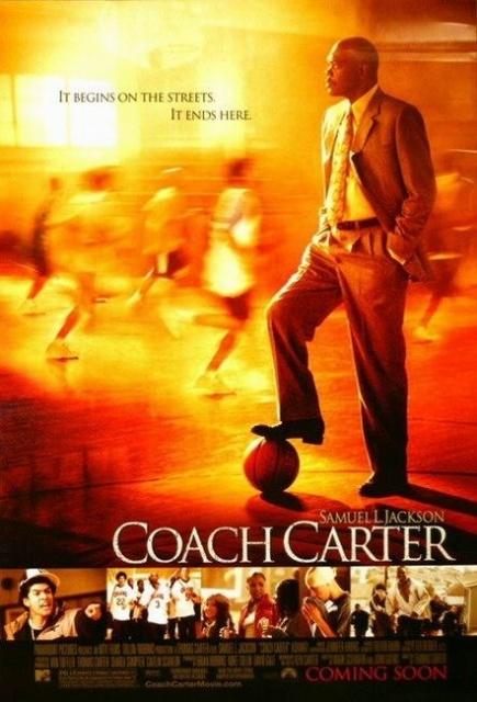 Coach Carter : Kinoposter