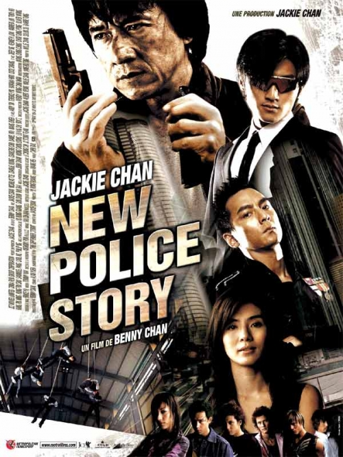 New Police Story : Kinoposter