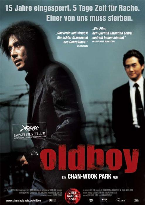 Oldboy : Kinoposter