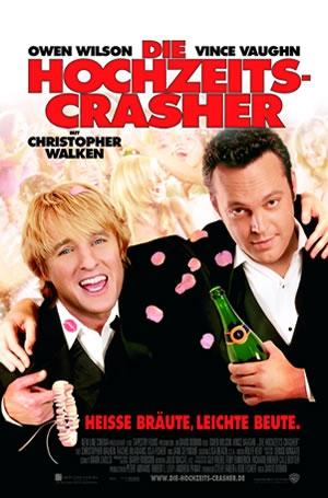 Die Hochzeits-Crasher : Kinoposter
