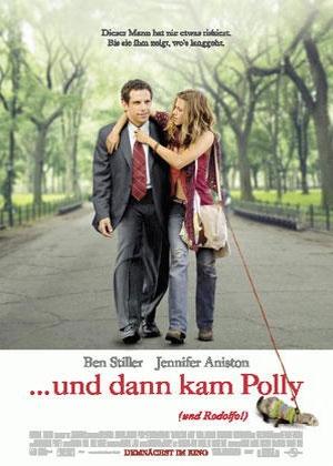 ...und dann kam Polly : Kinoposter
