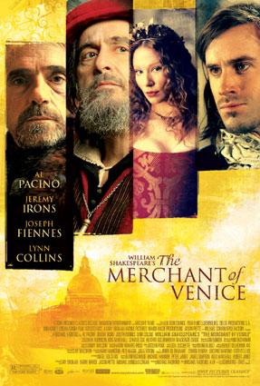 Der Kaufmann von Venedig : Kinoposter