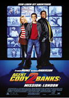 Agent Cody Banks 2: Mission London : Kinoposter