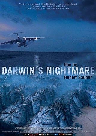 Darwins Alptraum : Kinoposter