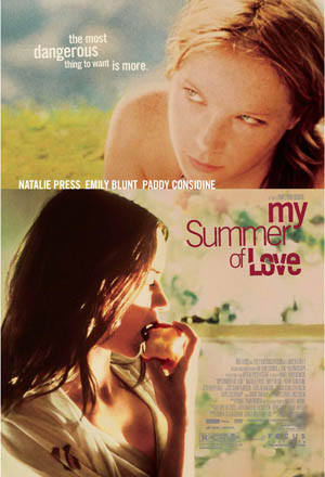 My Summer of Love : poster