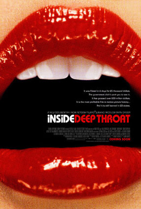 Inside Deep Throat : poster
