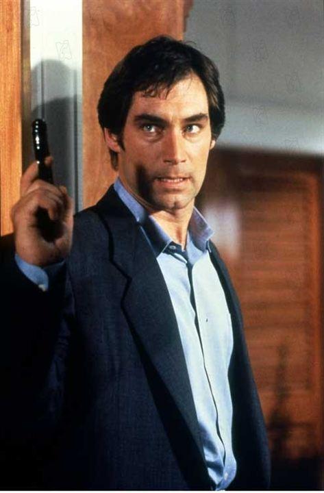 James Bond 007 - Lizenz zum Töten : Bild John Glen, Timothy Hutton
