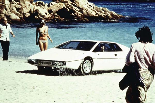 James Bond 007 - Der Spion, der mich liebte : Bild