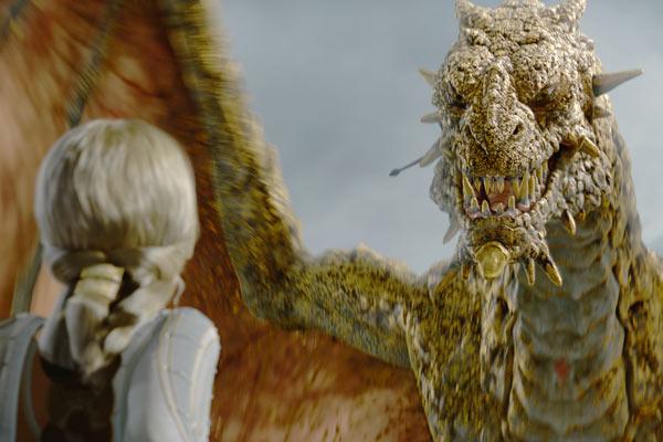 Die Legende von Beowulf : Bild Robin Wright