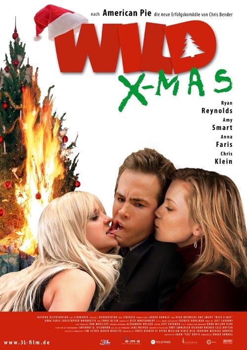 Wild X-Mas : Kinoposter