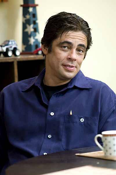 Eine neue Chance : Bild Benicio Del Toro